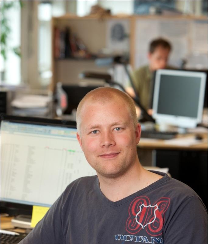 Daniel S. Pedersen
